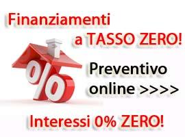 Antifurto allarme rate finanziamento tasso zero roma